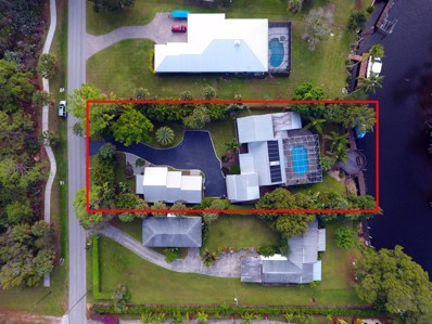 6890 SW Gaines Avenue, Stuart, FL 34997 - MLS#: RX-10472276