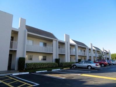 2800 SW 22nd Avenue UNIT 103, Delray Beach, FL 33445 - MLS#: RX-10472292