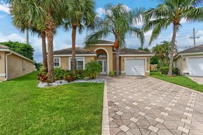 8265 Palm Gate Drive, Boynton Beach, FL 33436 - MLS#: RX-10472374