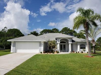 5904 NW Whitecap Road, Port Saint Lucie, FL 34986 - MLS#: RX-10472396