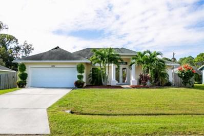 1826 SW Notre Dame Avenue, Port Saint Lucie, FL 34953 - MLS#: RX-10472399
