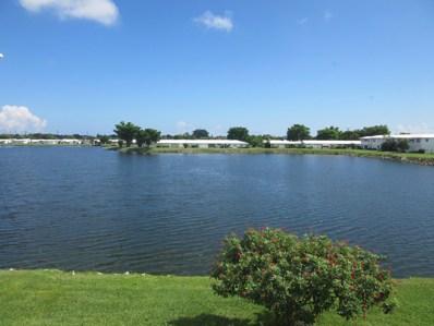 1118 Lake Terrace UNIT 212, Boynton Beach, FL 33426 - MLS#: RX-10472426
