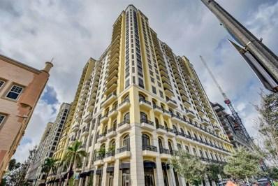 701 S Olive Avenue UNIT 803, West Palm Beach, FL 33401 - MLS#: RX-10472464