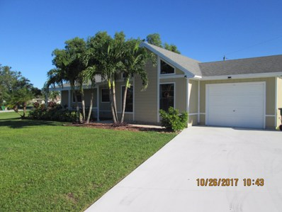 401 SE Inwood Avenue, Port Saint Lucie, FL 34984 - MLS#: RX-10472482