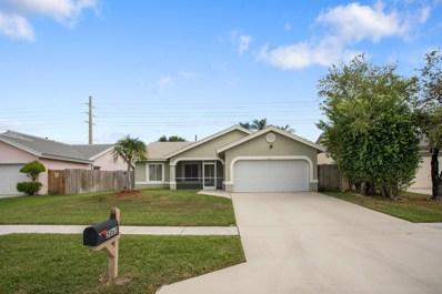 5065 Rosen Boulevard, Boynton Beach, FL 33472 - MLS#: RX-10472516
