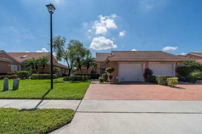5690 Royal Lake Circle, Boynton Beach, FL 33437 - #: RX-10472607
