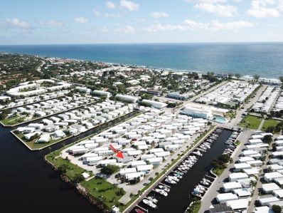 210 Palm Drive UNIT I, Briny Breezes, FL 33435 - #: RX-10472608