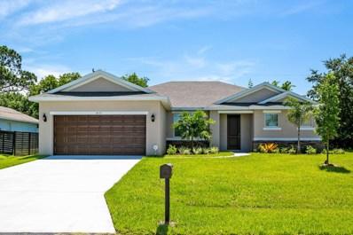 4521 SW Masefield Street, Port Saint Lucie, FL 34953 - MLS#: RX-10472616
