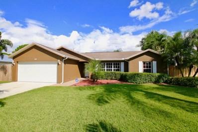 4685 SW Joffre Street, Port Saint Lucie, FL 34953 - MLS#: RX-10472652