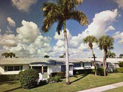 2894 Crosley Drive E UNIT J, West Palm Beach, FL 33415 - MLS#: RX-10472660