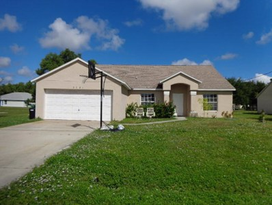 2821 SE Hutchings Avenue, Port Saint Lucie, FL 34952 - MLS#: RX-10472672