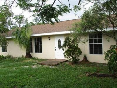 4840 126th Drive N, West Palm Beach, FL 33411 - MLS#: RX-10472689