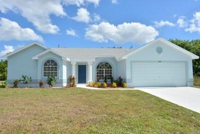 4279 SW Jared Street, Port Saint Lucie, FL 34953 - MLS#: RX-10472691