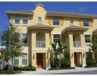 1258 Via De Fossi, Boynton Beach, FL 33426 - MLS#: RX-10472758