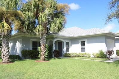 1841 E Sanderling Lane UNIT 1, Fort Pierce, FL 34982 - MLS#: RX-10472789