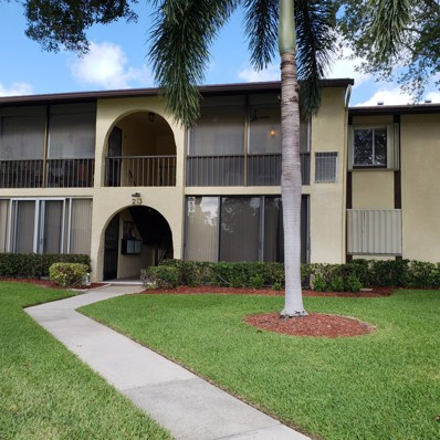 213 Pine Hov Circle UNIT D-2, Greenacres, FL 33463 - MLS#: RX-10472832