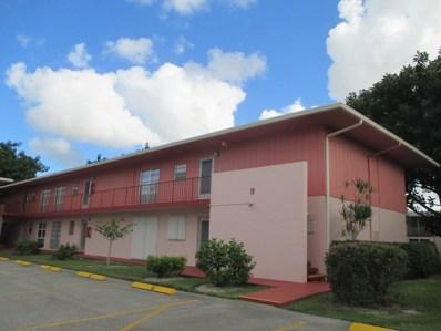 19 Golfs Edge UNIT F, West Palm Beach, FL 33417 - MLS#: RX-10472892