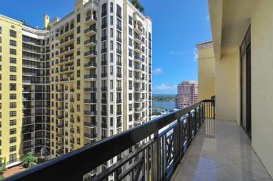 801 S Olive Avenue UNIT 1611, West Palm Beach, FL 33401 - MLS#: RX-10472896