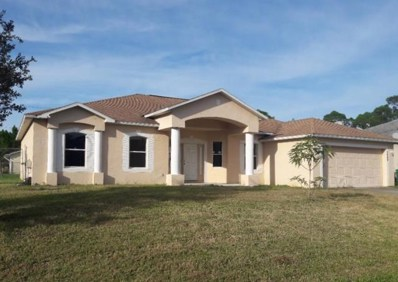 1485 SW Santiago Avenue, Port Saint Lucie, FL 34953 - MLS#: RX-10472905