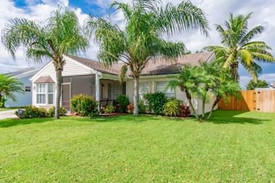 7822 Blairwood Circle N, Lake Worth, FL 33467 - MLS#: RX-10472917