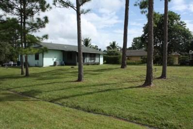 972 SW Globe Avenue, Port Saint Lucie, FL 34953 - MLS#: RX-10473001