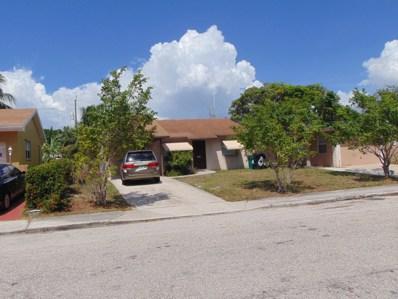 611 S C Street, Lake Worth, FL 33460 - MLS#: RX-10473004