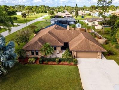 1278 SE Manth Lane, Port Saint Lucie, FL 34983 - #: RX-10473008