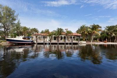 19 N Hidden Harbour Drive, Gulf Stream, FL 33483 - MLS#: RX-10473054