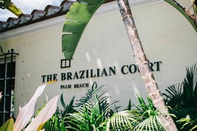 301 Australian Avenue UNIT 203, Palm Beach, FL 33480 - MLS#: RX-10473068