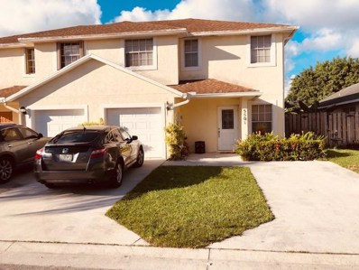 5501 Pinnacle Lane, West Palm Beach, FL 33415 - MLS#: RX-10473122