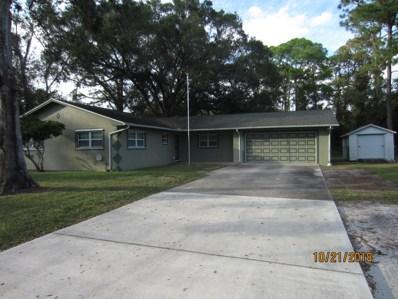 8006 San Carlos Drive, Fort Pierce, FL 34951 - MLS#: RX-10473170