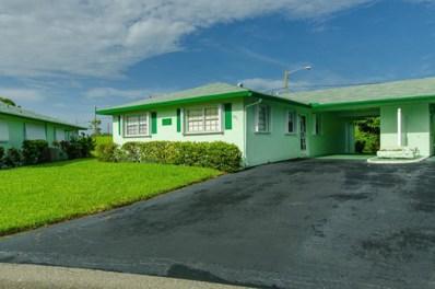 621 Hummingbird Lane, Delray Beach, FL 33445 - MLS#: RX-10473181