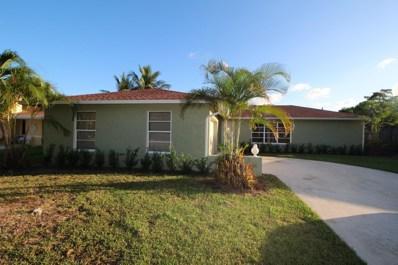 2555 Inisbrook Road, Riviera Beach, FL 33407 - MLS#: RX-10473234