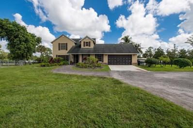 1350 C Road, Loxahatchee Groves, FL 33470 - MLS#: RX-10473264