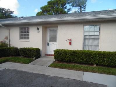 412 Bennington Lane UNIT B, Lake Worth, FL 33467 - MLS#: RX-10473290
