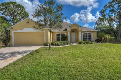 5418 NW Bolin Street, Port Saint Lucie, FL 34986 - MLS#: RX-10473299