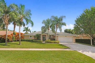 1814 Wiltshire Village Drive, Wellington, FL 33414 - MLS#: RX-10473314