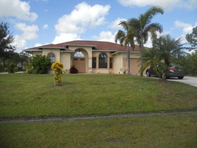 4572 SW Hallmark Street, Port Saint Lucie, FL 34953 - MLS#: RX-10473344