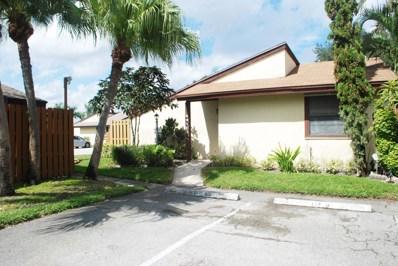 4938 Alder Drive UNIT A, West Palm Beach, FL 33417 - #: RX-10473409