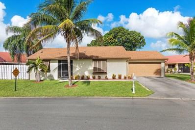 21678 Rainberry Park Circle, Boca Raton, FL 33428 - MLS#: RX-10473473