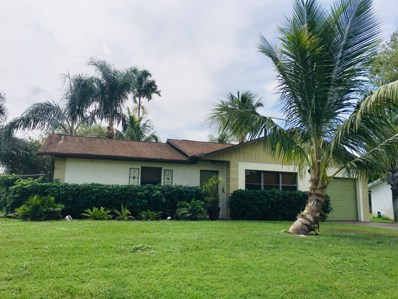 512 SW Buswell Avenue, Port Saint Lucie, FL 34983 - MLS#: RX-10473480