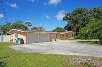 801 S Jenkins Road, Fort Pierce, FL 34947 - MLS#: RX-10473490