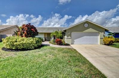 7903 W Country Club Boulevard, Boca Raton, FL 33487 - MLS#: RX-10473498