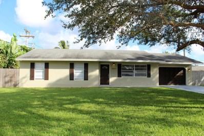9091 Brandy Lane, Lake Worth, FL 33467 - MLS#: RX-10473513