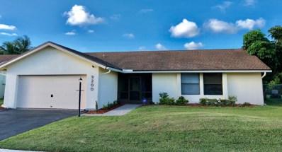 9200 Southampton Place, Boca Raton, FL 33434 - MLS#: RX-10473518