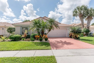 6412 Tiara Drive, Boynton Beach, FL 33437 - MLS#: RX-10473554