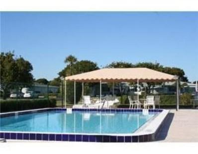 7375 W Oakridge Circle UNIT B, Lake Worth, FL 33462 - MLS#: RX-10473589
