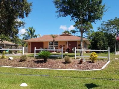 1921 SW Agnes Street, Port Saint Lucie, FL 34953 - MLS#: RX-10473700