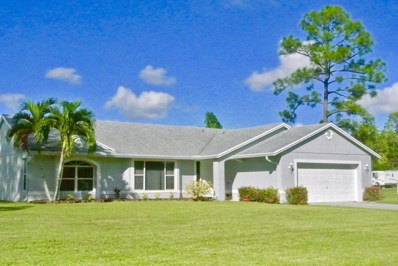 18557 92nd Lane N, Loxahatchee, FL 33470 - MLS#: RX-10473761