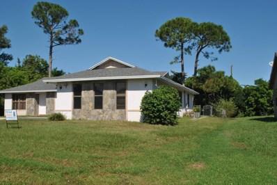 2073 SW Aquarius Lane, Port Saint Lucie, FL 34984 - MLS#: RX-10473763